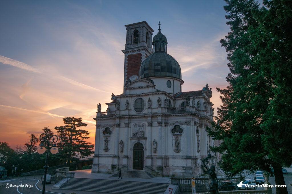 Santuario della Madonna di Monte Berico di Vicenza
