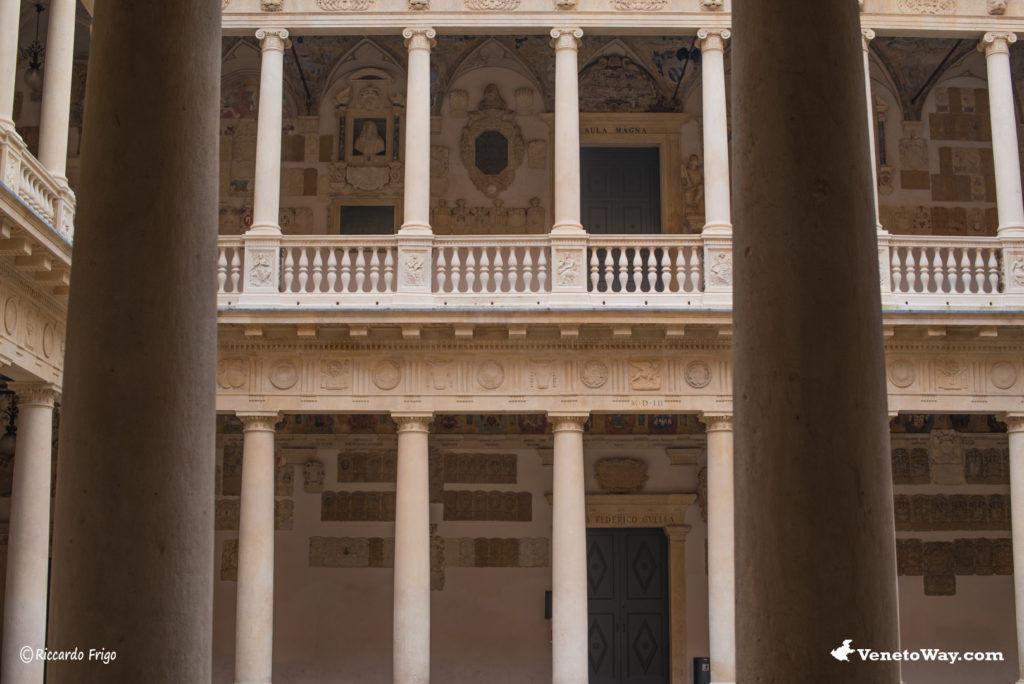 Palazzo del Bo - Il Centro Storico di Padova