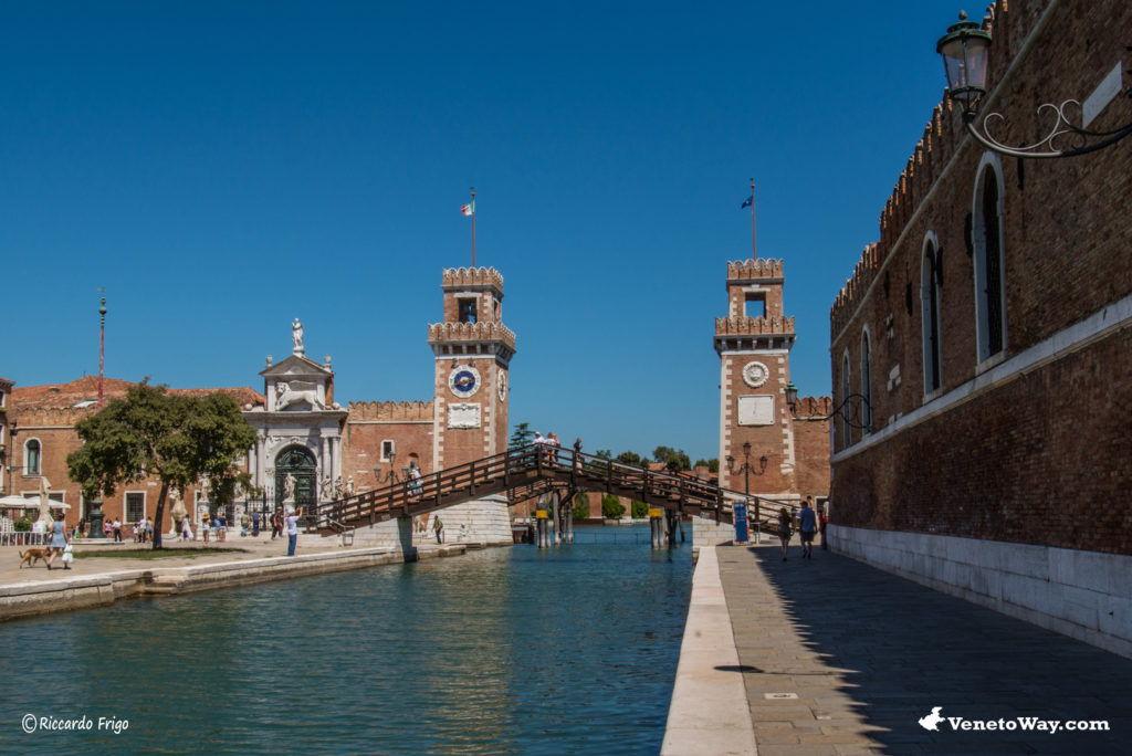 The Venezia Arsenal