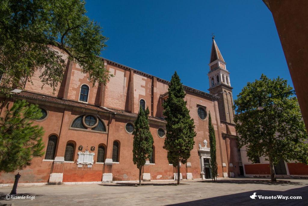 The San Francesco della Vigna Church