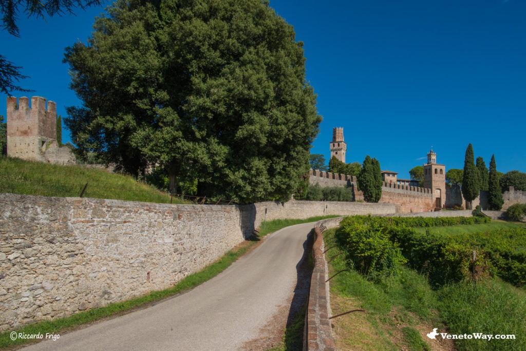 The San Salvatore Castle