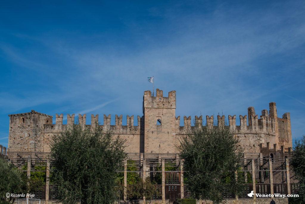 Torre del Benaco sul Lago di Garda