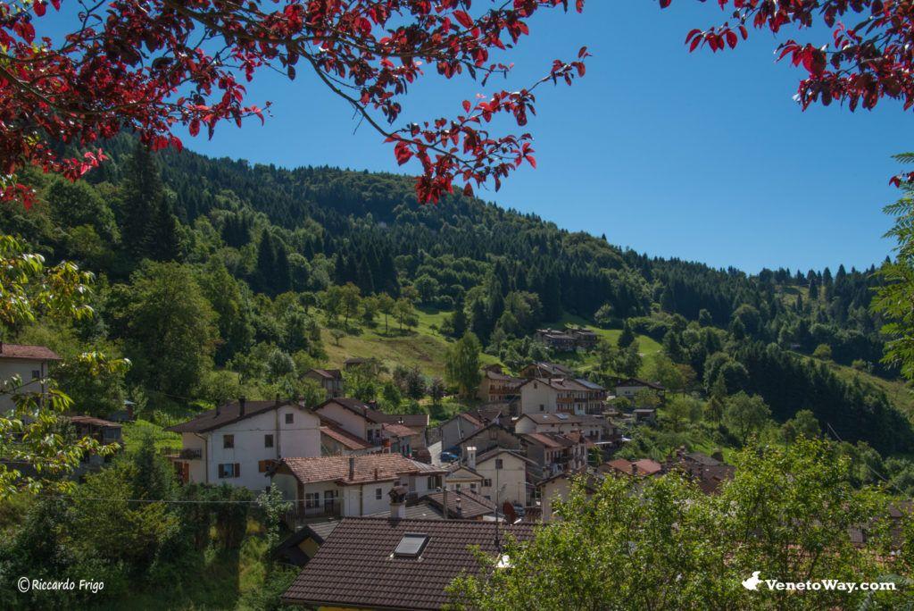 Alpi Feltrine - La Valbelluna