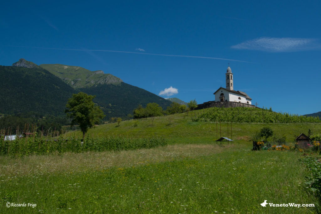 Alpi Feltrine o Dolomiti di Feltre