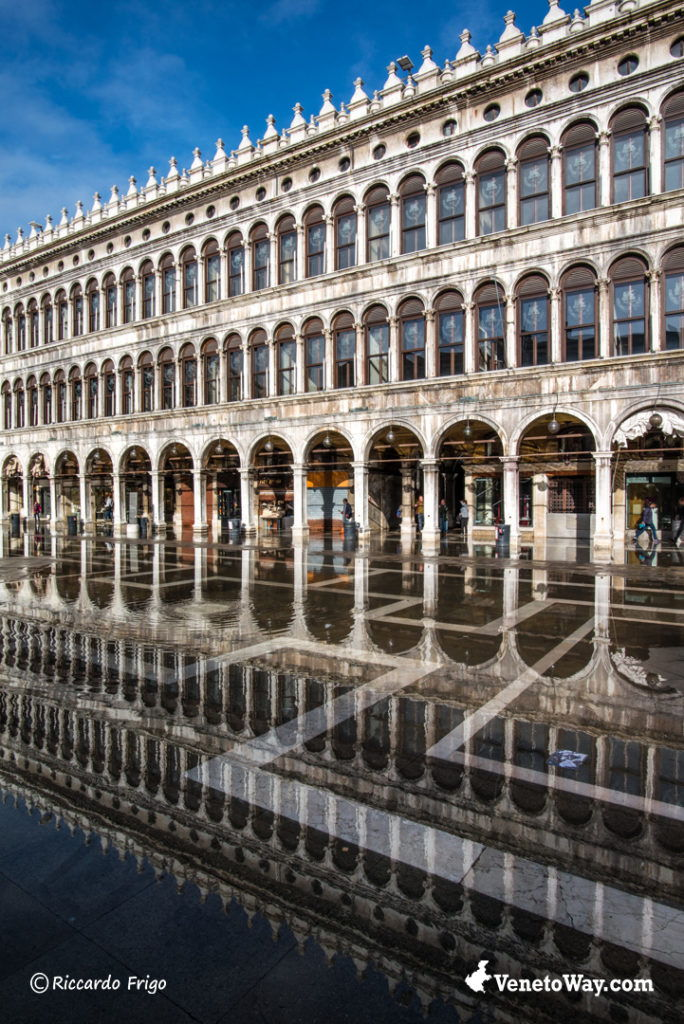 Piazza San Marco - Sestiere di San Marco