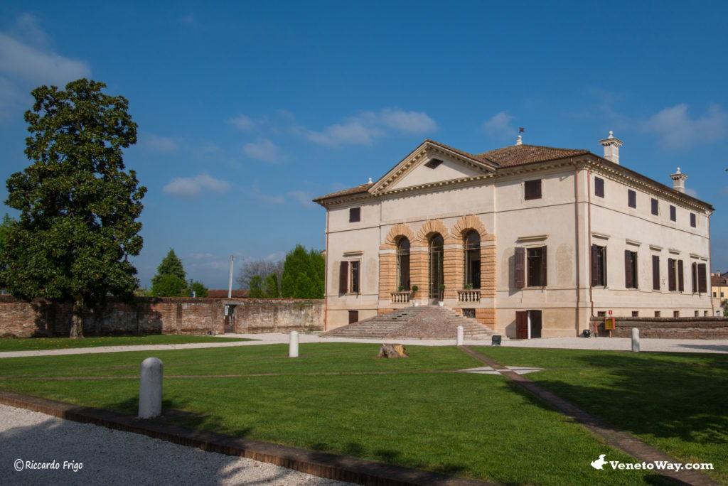Villa Caldogno di Andrea Palladio