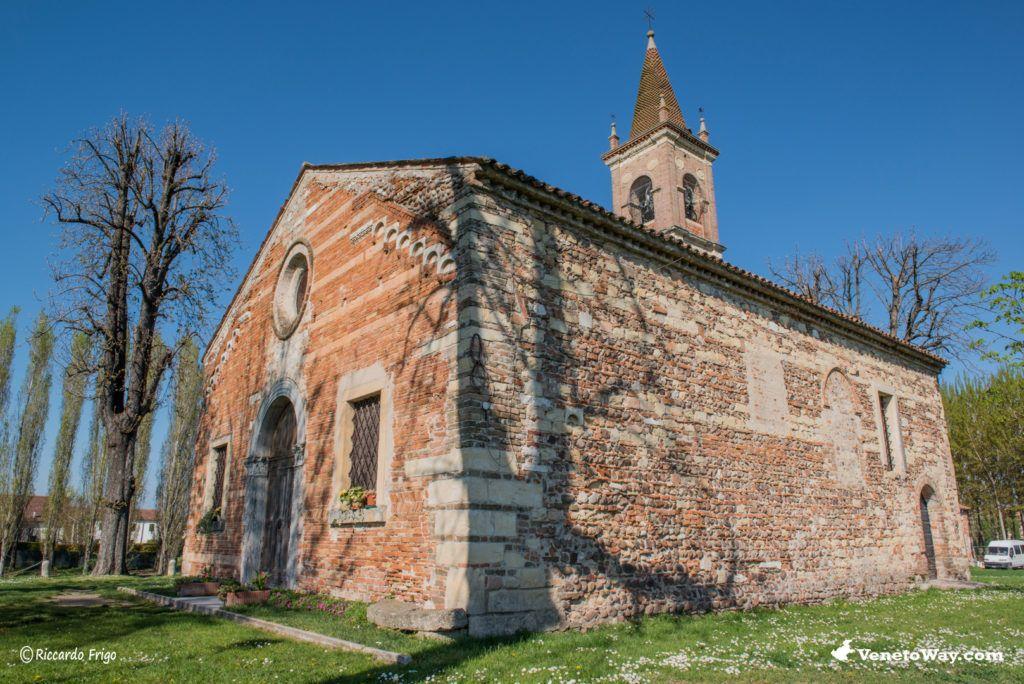 Chiesa della Bastia - Isola della Scala