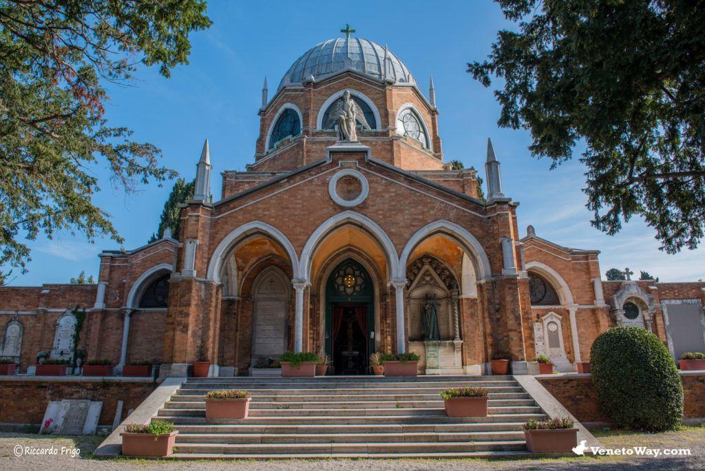 Cappella di San Cristoforo - Isola di San Michele