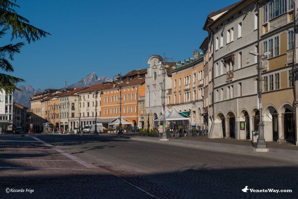 The Martiri square
