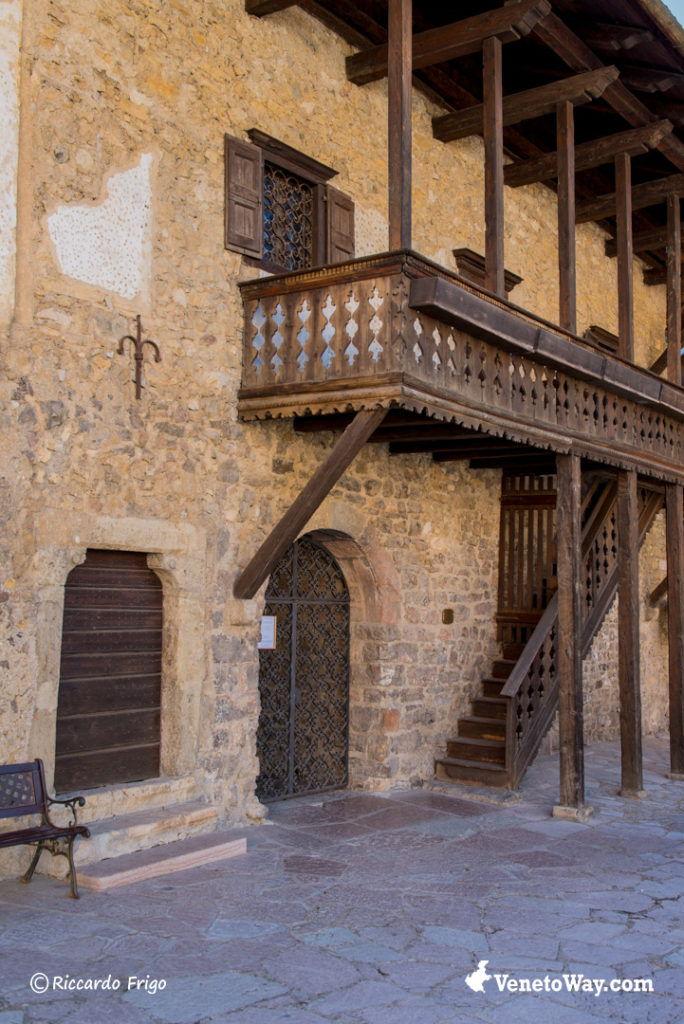 Casa natale di Tiziano a Pieve di Cadore