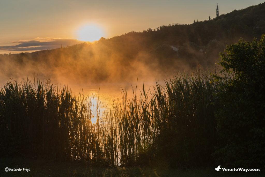 La Passeggiata al Lago di Fimon
