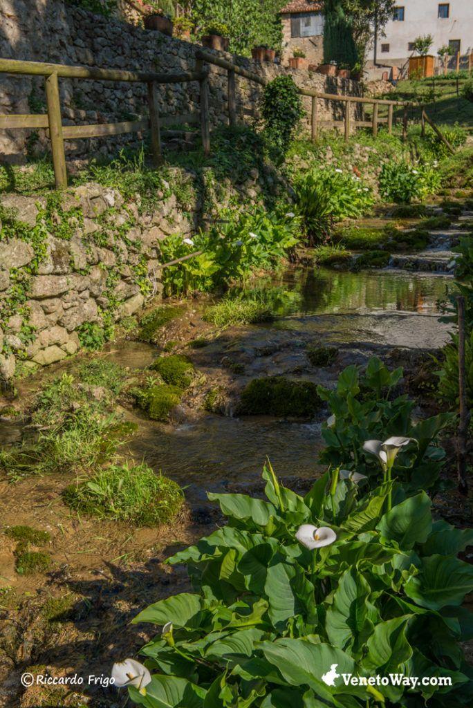Mossano - La Valle dei Mulini