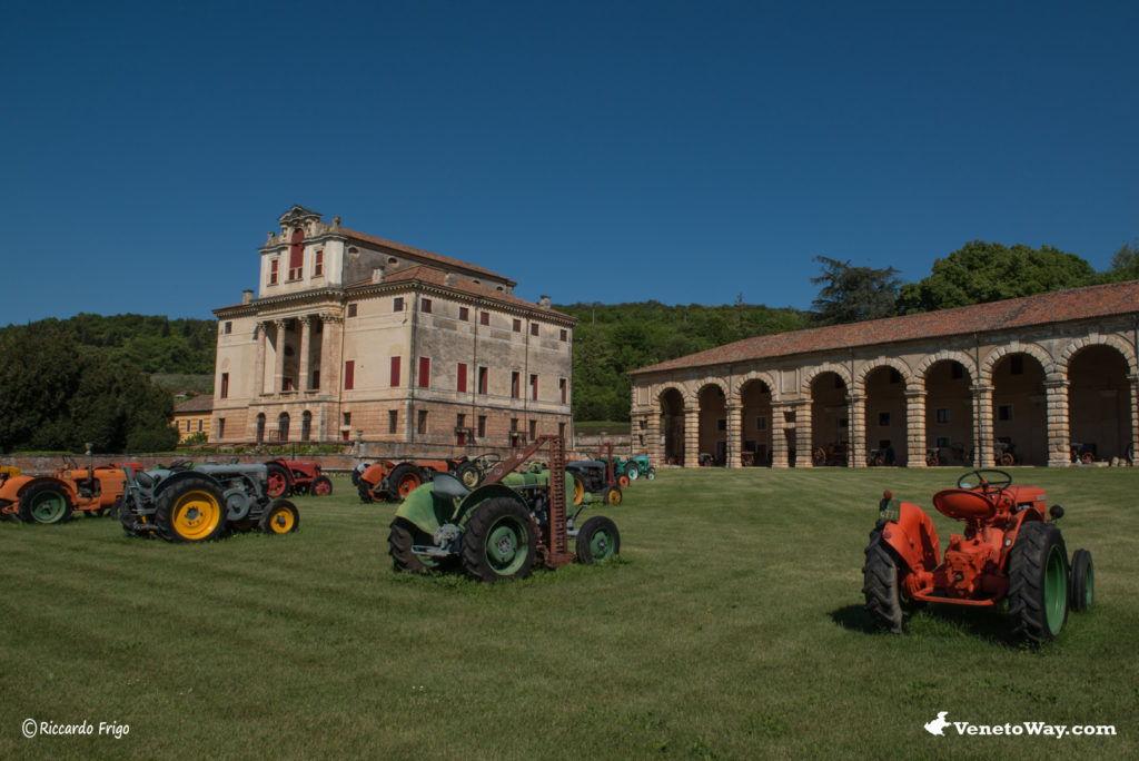 Villa Francanzan Piovene nei Colli Berici