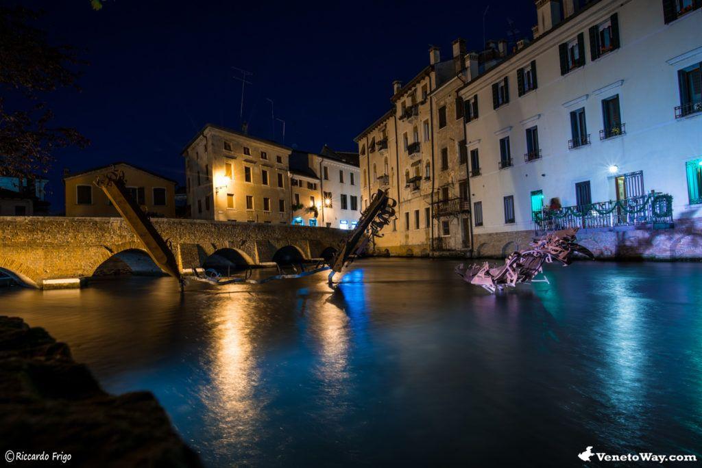 Il centro storico di Treviso