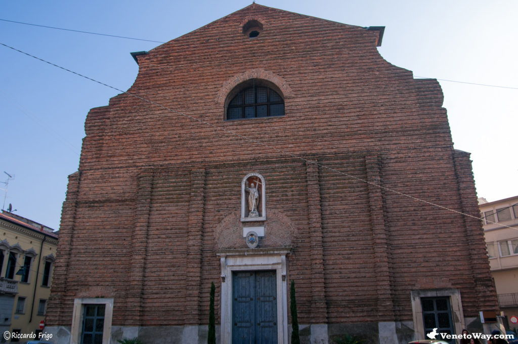 Il centro storico di Rovigo