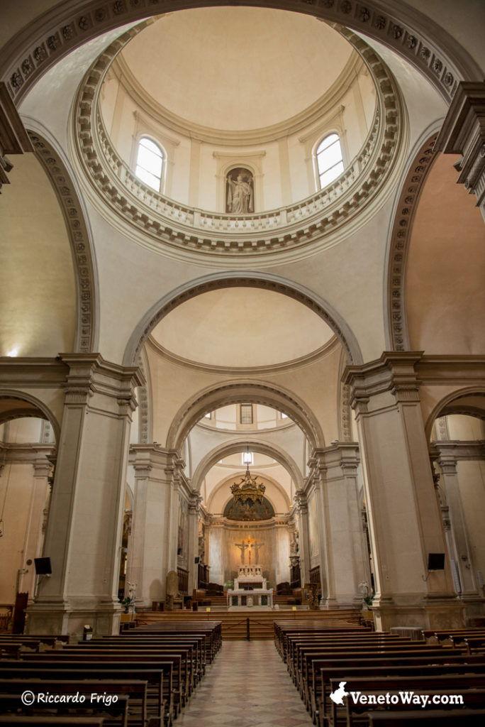 La Cattedrale di San Pietro Apostolo o Duomo di Treviso