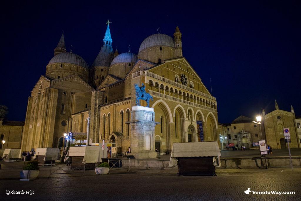 Il Centro storico di Padova