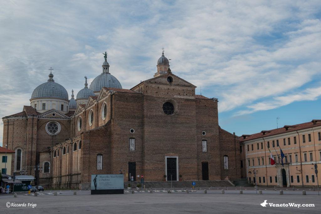 Basilica di Santa Giustina - Il Centro Storico di Padova