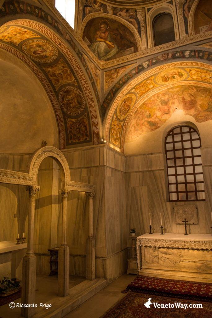 Basilica Santa Giustina a Padova