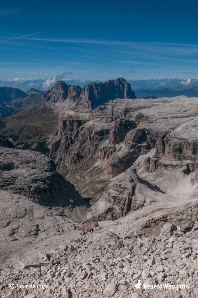 Gruppo del Sella - Dolomiti di Gardena e di Fassa