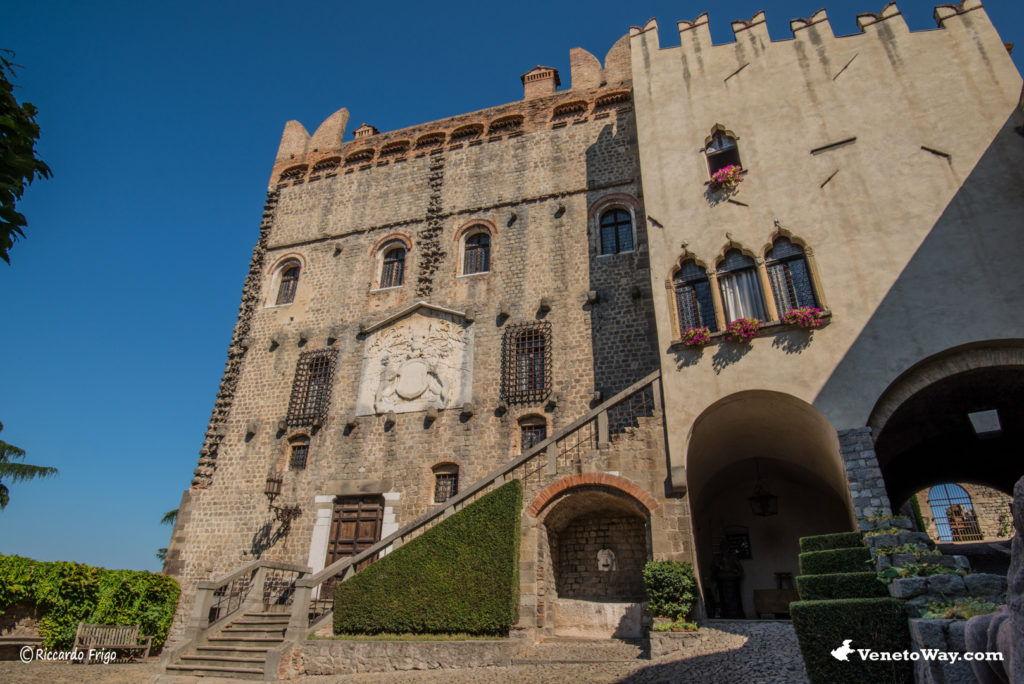 Castello di Monselice - Bassa Padovana