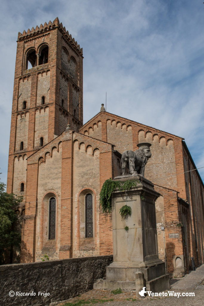 Pieve di Santa Giustina - Monselice - Monselice - Viaggio di 3 giorni in Bassa Padovana