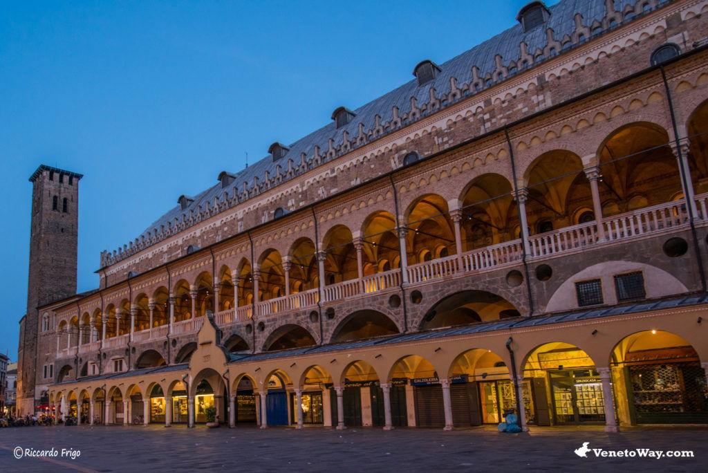 Palazzo della Ragione - Il Centro Storico di Padova