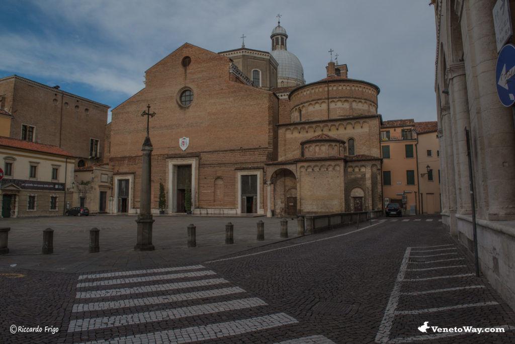 Basilica Cattedrale di Santa Maria Assunta e il Battistero - Duomo di Padova