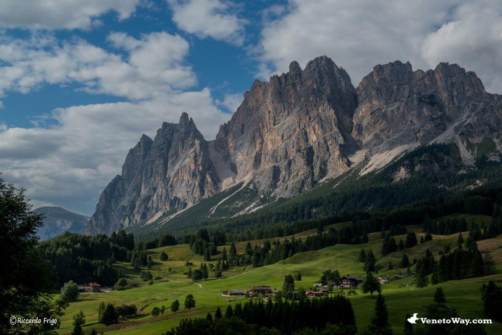 Monte Pomagagnon del Gruppo del Cristallo