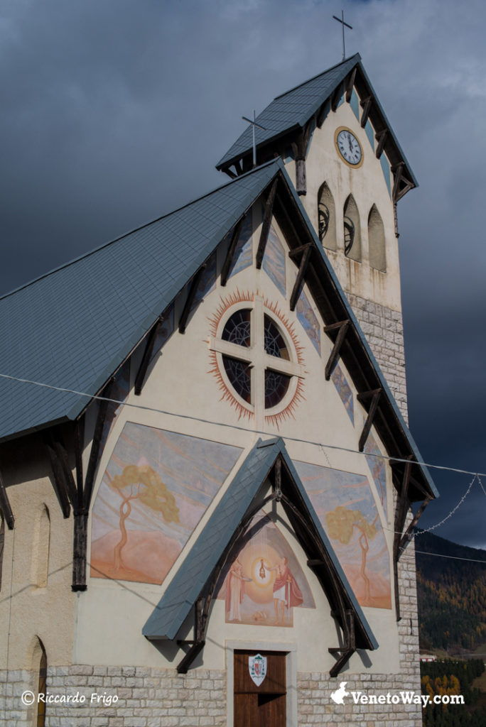 Chiesa di Stoccaredo - Gallio