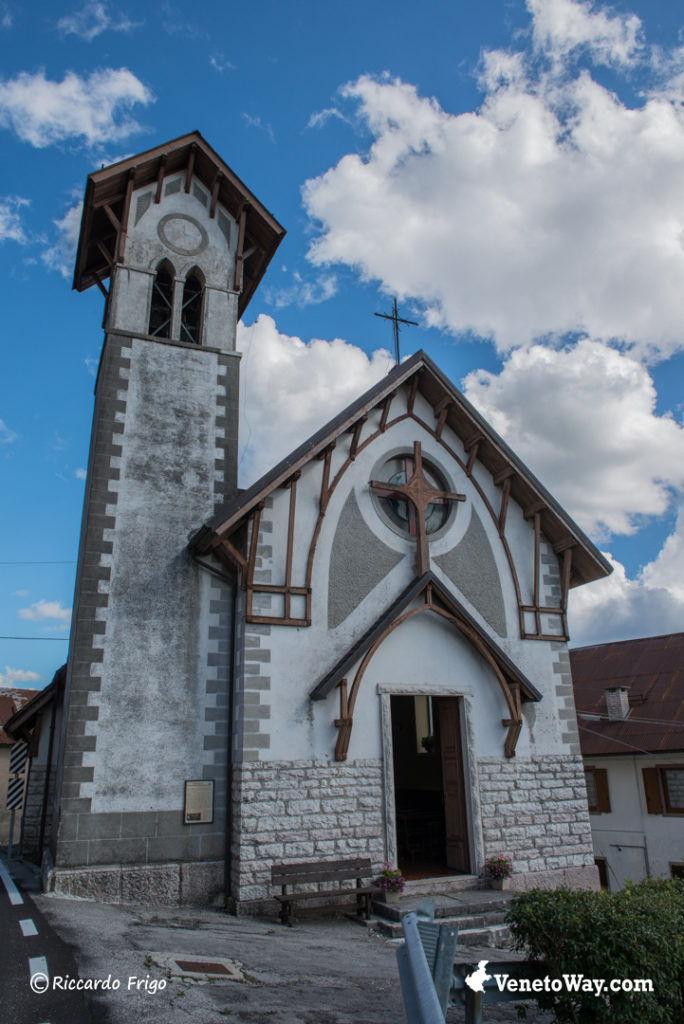 Chiesetta Santa Maria Maddalena - Gallio - Weekend lungo ad Asiago