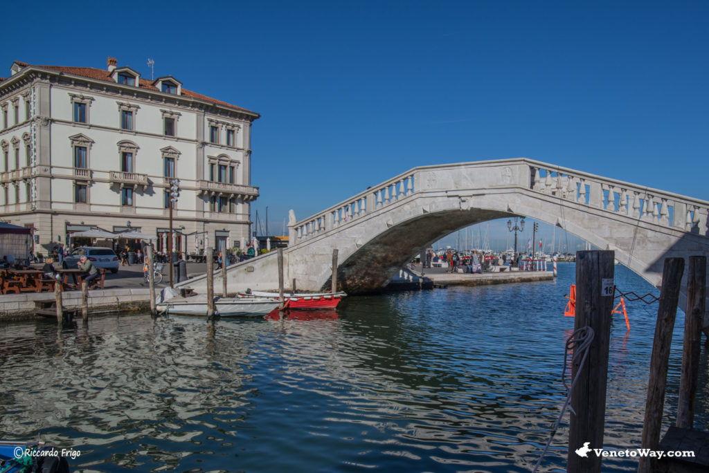 Chioggia - Ciclabile da Chioggia al Lido di Venezia - Weekend a Chioggia
