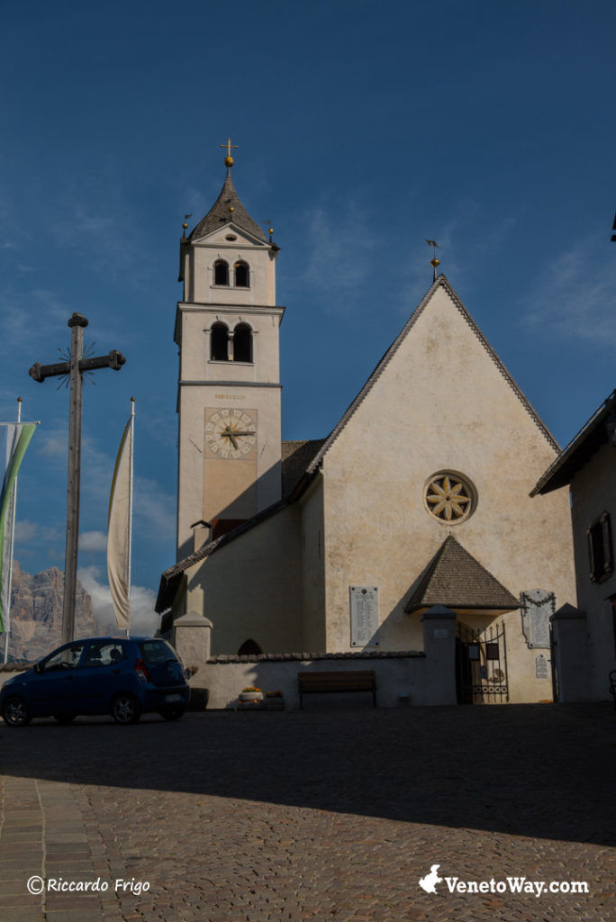 Colle Santa Lucia - Val Fiorentina