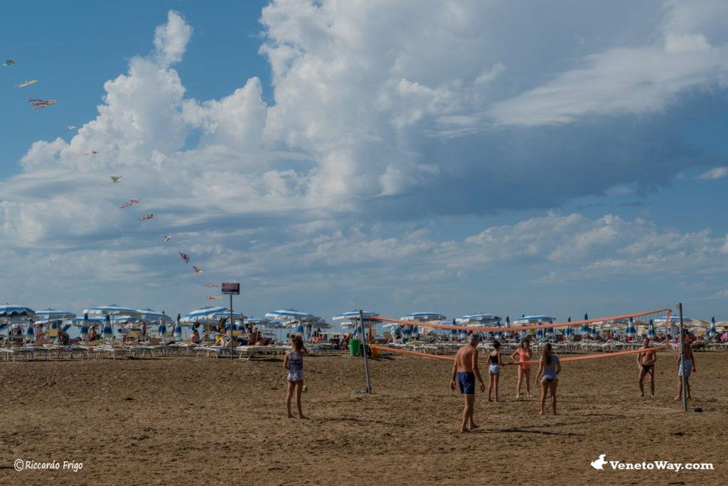 Eraclea Mare - Le spiagge veneziane