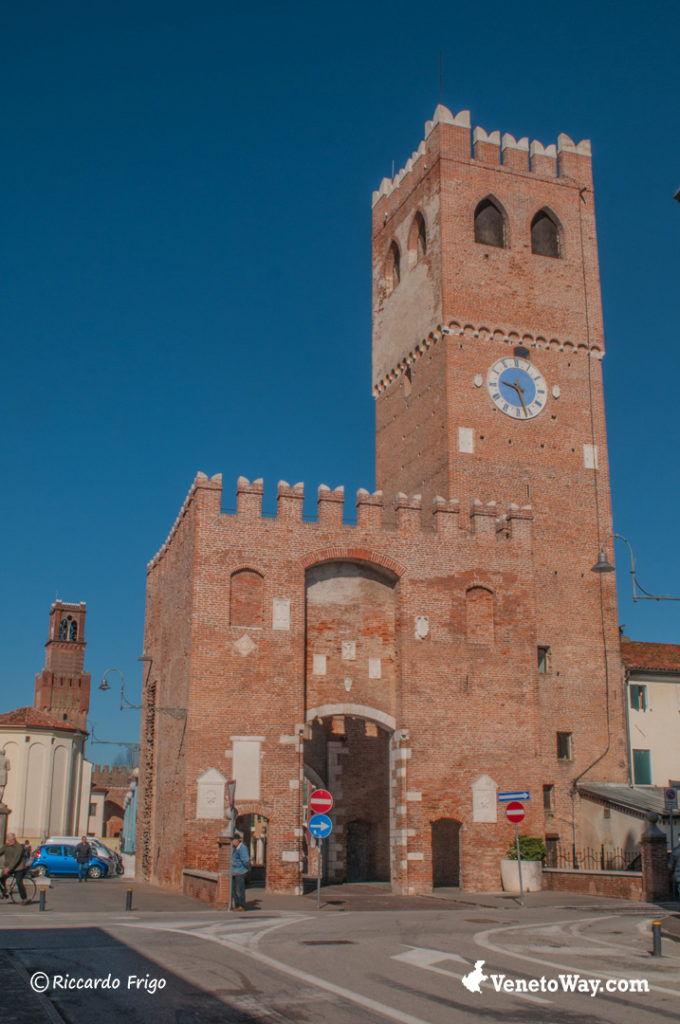 Torre dell'Orologio - Noale
