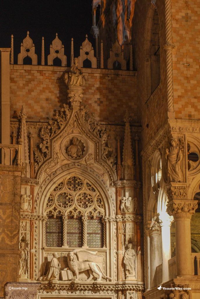 Porta della Carta - Palazzo Ducale