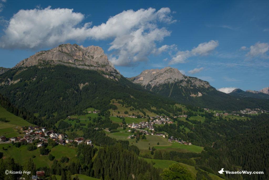 Val Fiorentina nelle Dolomiti