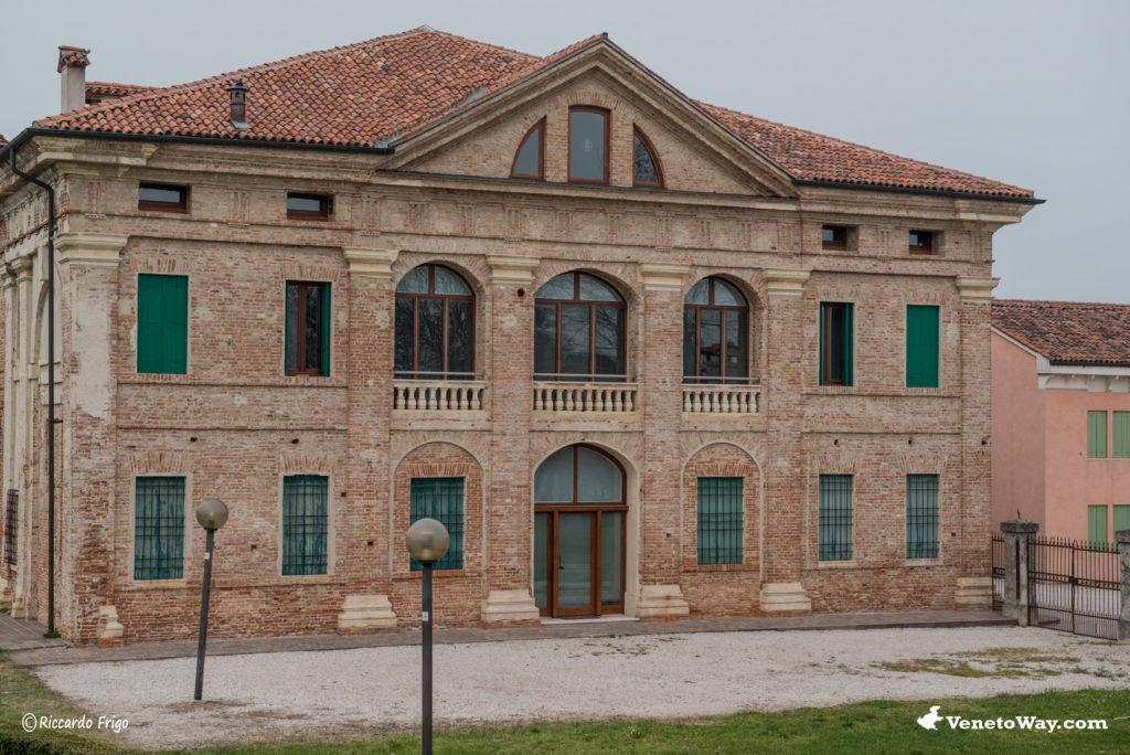 Villa Thiene di Andrea Palladio
