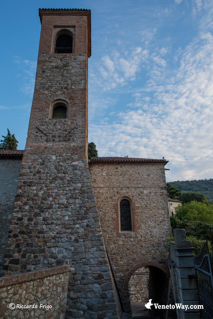 Arquà Petrarca - Colli Euganei