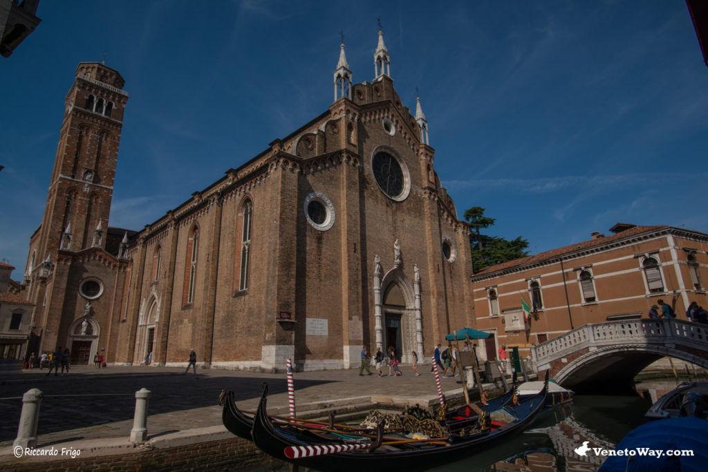 Sestiere San Polo e Santa Croce