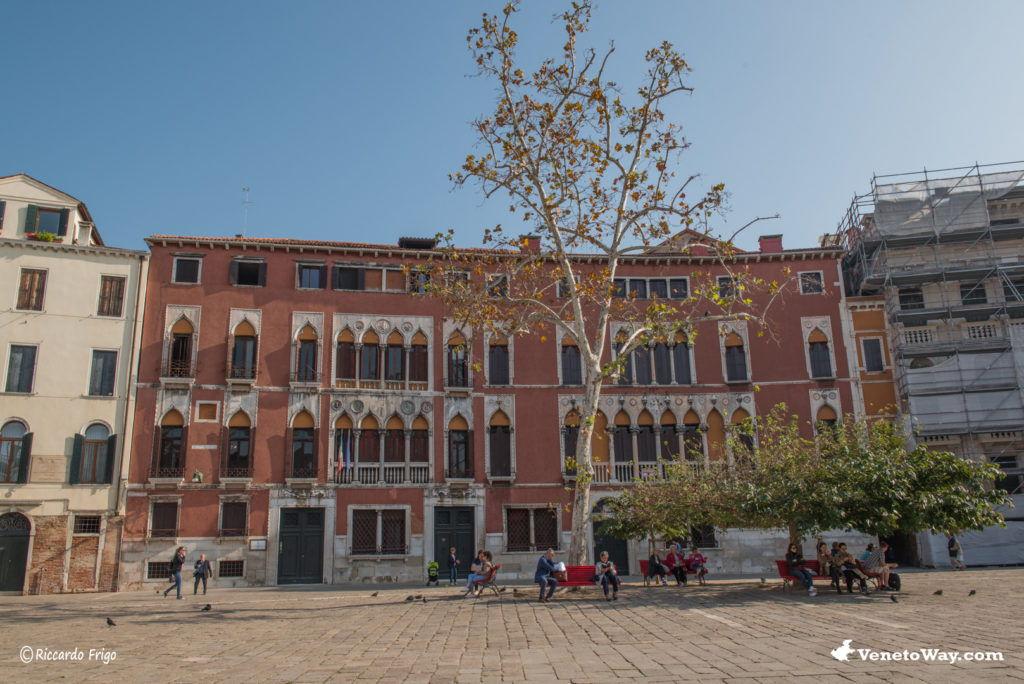 Palazzo Soranzo - Campo San Polo