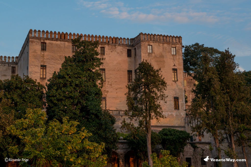 The Catajo Castle