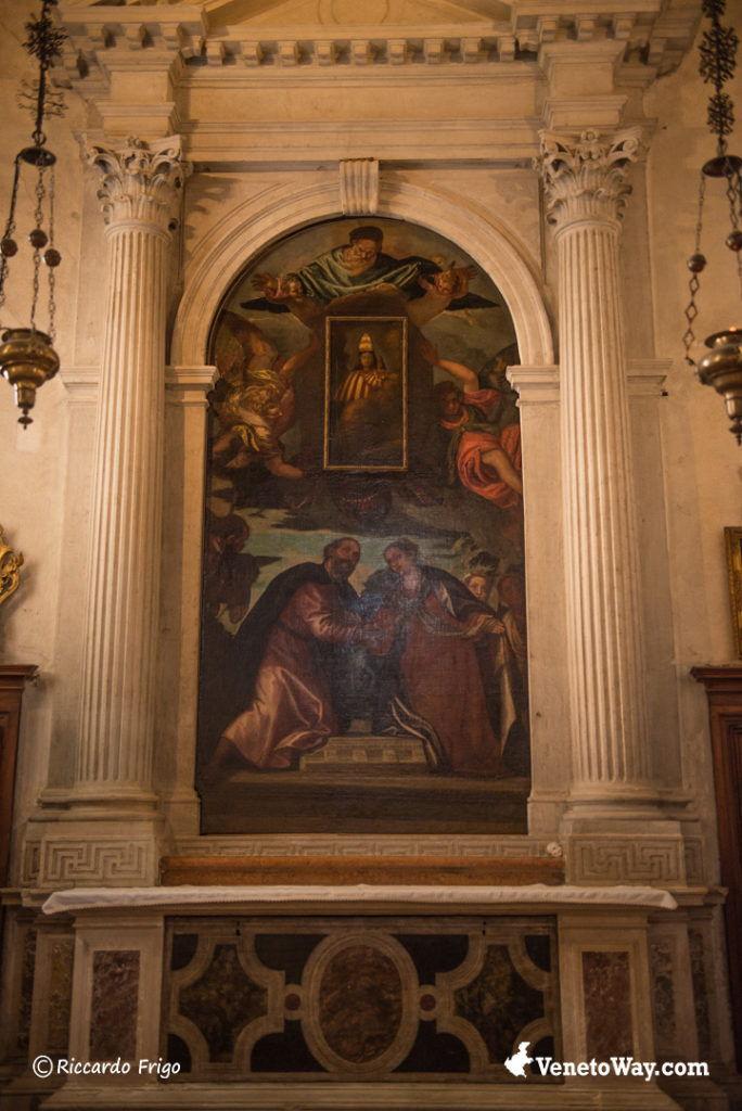 Chiesa San Polo - Campo San Polo