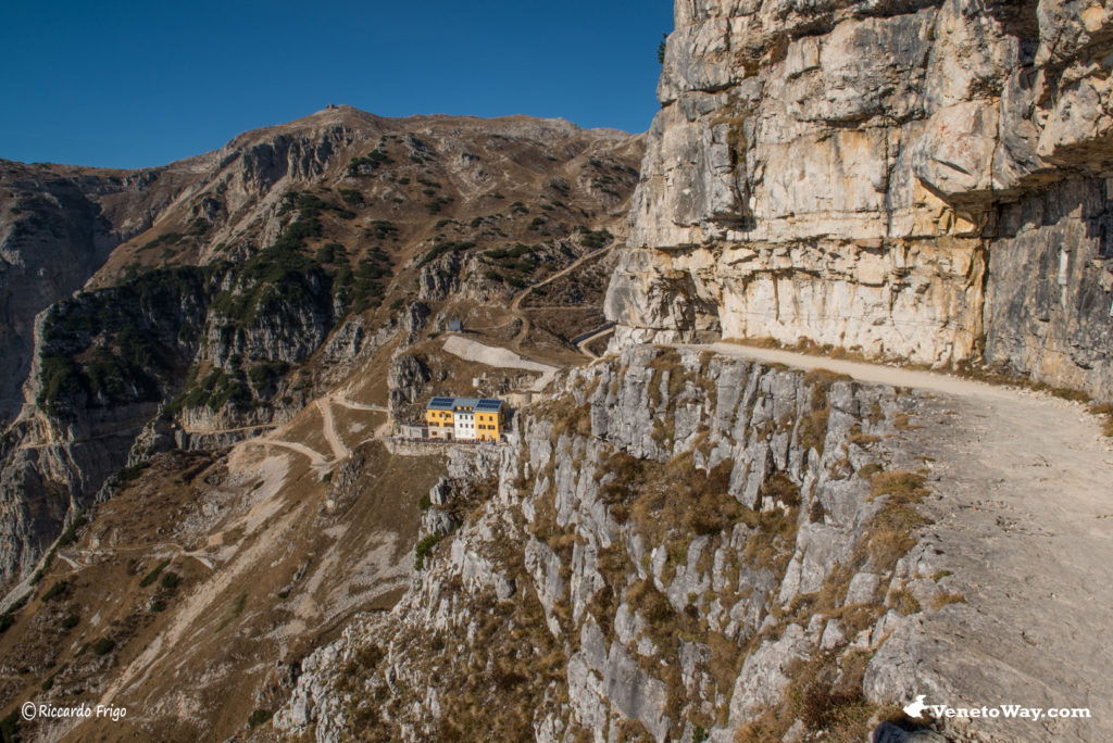 The Pasubio Mount