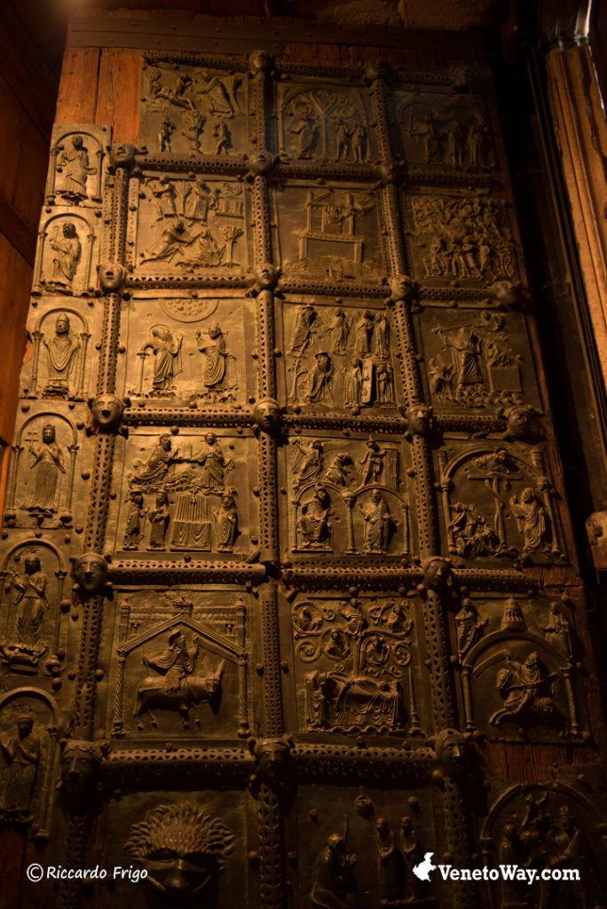 Portale della Basilica di San Zeno Maggiore