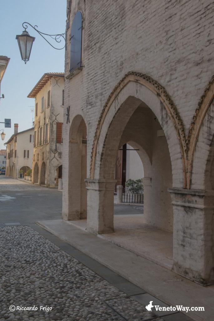 Portobuffolè - Da Castelfranco Veneto a Portobuffolè