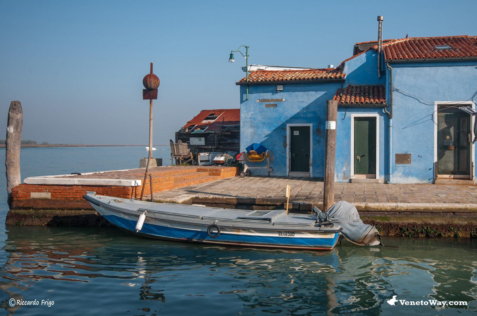 Burano - Le isole della laguna veneziane