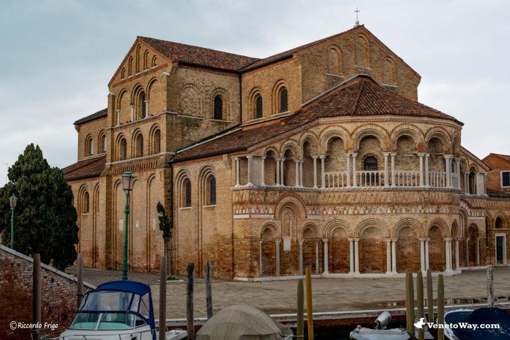 Basilica dei Santi Maria e Donato - Isola di Murano
