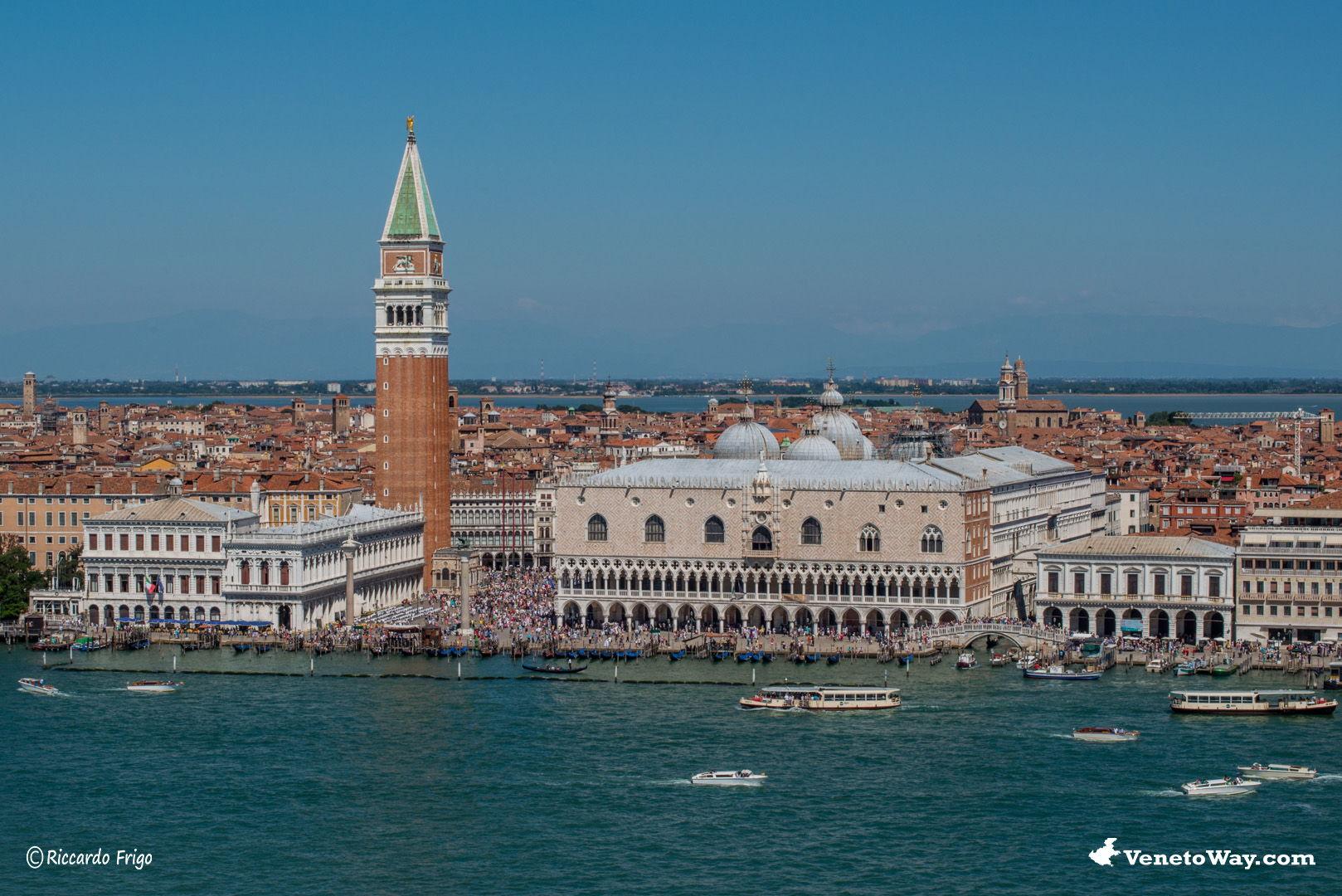 Palazzo Ducale - Sestiere San Marco