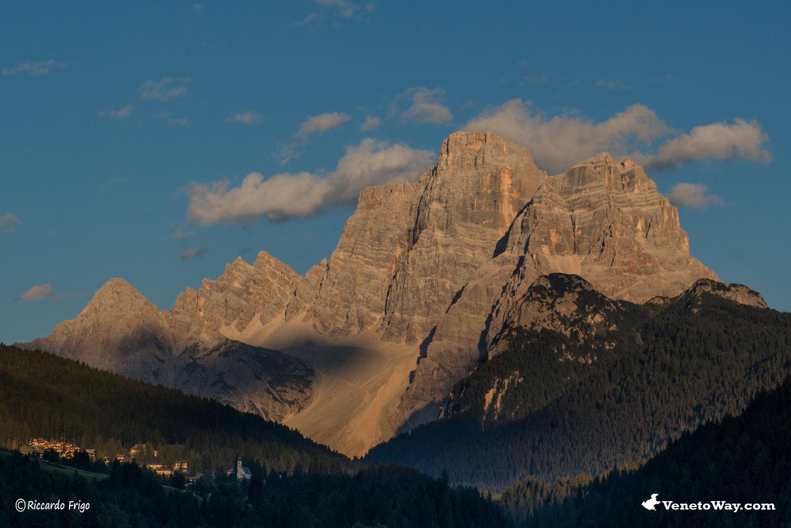 Gruppo del Pelmo - Dolomiti di Zoldo